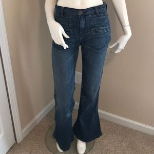 7 For All Mankind flare jeans 26